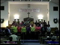 Ride On King Jesus by Bethany First Baptist Church Choir